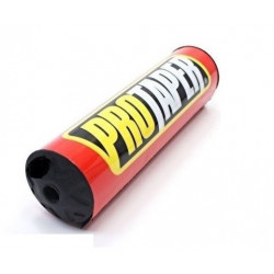 Mousse guidon Pro Taper rouge pour Ducati Bmw Benelli Kawasaki Moto Cross Quad